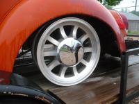 Western Wheel with center cap