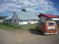 Road trip to New Mexico in the RCA Kombi with Bling Greg