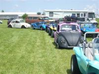Our club heading out of the Mid America Funfest 08'