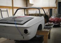 my new 1964 t34 in restoration