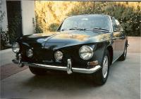 1965 T-3 Ghia