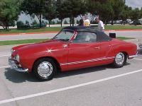 64 Stock Ghia Cabriolet