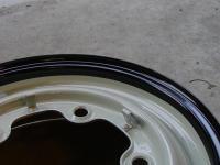 Lowlight ghia wheel