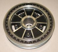 Gene Berg BRM crank pulley - Anyone have smaller alt pulley $$$$$