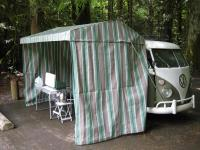 My own westy style tent