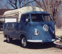 Prototype of Jerome Jamboree Raffle Bus