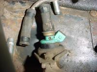replacing injector fuel lines 2