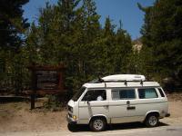 Ebbits Pass, California