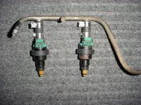 replacing injector fuel lines 4