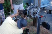sidewalk engine rebuild