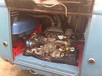 Barndoor Turbo 2006 WRX