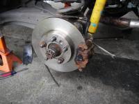 Eurovan disks on the vanagon