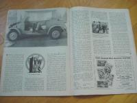 documented first vw into US on Nov 28, 1944