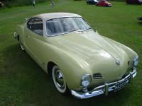 Lavenham vintage VW show