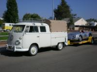"""kool1  65 Double Cab """"Dexter"""" and 'TheGhost"""""""