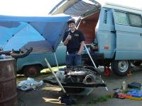 1980 Vanagon Engine Out