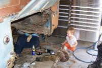 Lil Barn Door Mechanic
