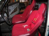 Baja Seats and Stuff