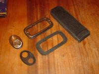 50's rubber parts