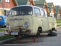 CREW CAB 1969 IN CHILE
