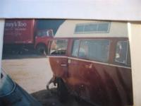 My old '71 after head-on collision