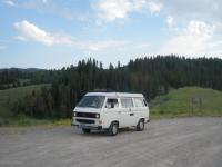The Westy in Grand Teton & Yellowstone NP's