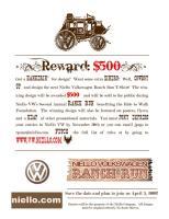 Niello ranch run design contaest poster