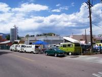 Buses At The Brewery 2008