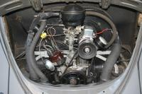 Current engine - '63 Beetle