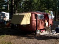 Flagstaff KOA campout