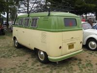 Double Doors both sides camper