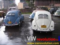 Classic Car Caravan -  Bogota December 2007