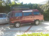 90 westy with thule box