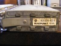 Blaupunkt radio