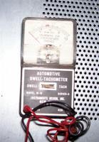 Dwell-tachometer for VWs