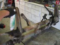 "4"" narrowed beam build"
