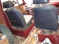 Jewel Tea Swivel Seat Panel