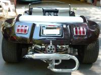 My Deserter GT - Rear View