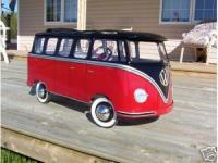 Cool Pedal Car