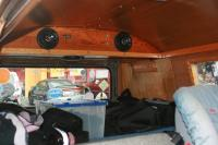 Interior of my '64 Camper