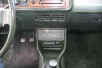 1980 Dasher green interior