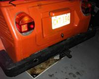 Rear bumper for Sale