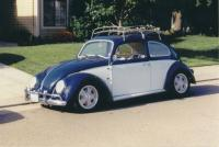 Gerry's 61 Beetle