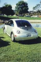 My 2001 New Beetle