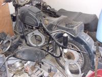 1965 Porsche 356/2 Motorcycle