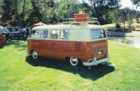 Lowered Microbus