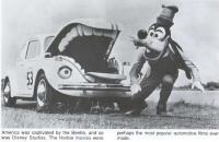 Herbie chasing Goofy