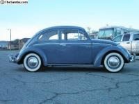 Beautiful 1958 Beetle stolen in Los Angeles, CA