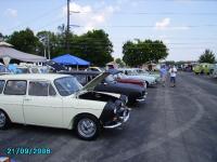 Type 3 class - 2008 VW Club of Tulsa show