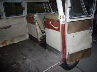 Mesh Platinum interior for a '67